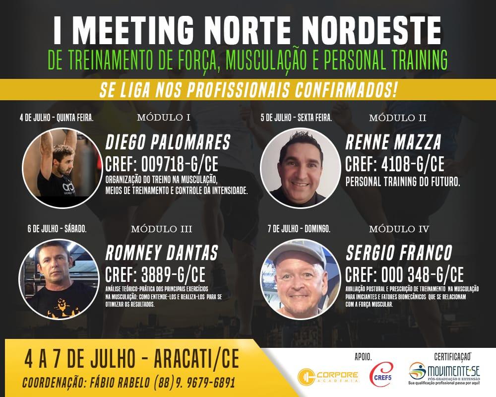 I Meeting Norte Nordeste