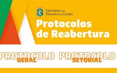 PROTOCOLOS DE REABERTURA (GERAL E SETORIAL)