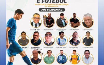 Curso de Pós-graduação Futsal e Futebol: As Ciências do Esporte e a Metodologia do Treinamento.