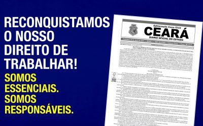 CREF5 E ENTIDADES DO SETOR CONQUISTAM REABERTURA DAS ACADEMIAS